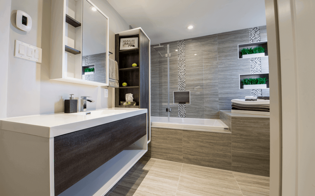 Rénovation salle de bain 94